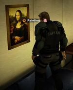 Dead rising painting in case west