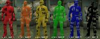 X srv test models