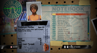 Dead rising notebook with 135 survivors (2)