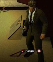 Dead rising in case west hanger
