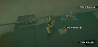 Dead rising 2 overtime TK item case of queens