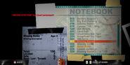 Dead rising notebook missing portrait for cinecontestant1