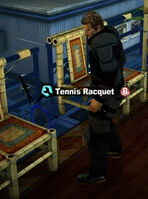 Dead rising in case west Tennis Racquet