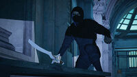 Dead rising 2 ninja with sword
