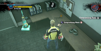 Dead rising 2 overtime TK item comprimising photo
