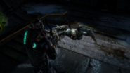 Deadspace3 artifact storage regenerator crawling