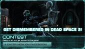 DeadSpace2 Contest Hero