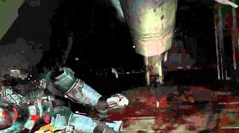 Dead Space 2 - The Tormenter Death 1-1