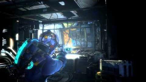 Dead Space 3 Eudora Gameplay Walkthrough