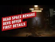 Dead Space Remake Devs Discuss How EA Motive Is Using Next-Gen Tech