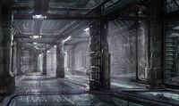 Dead Space Concept Art by Jason Courtney 41a