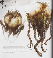 Medusa concept art book