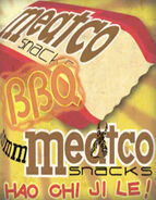 Meatco poster