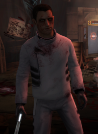 Crazed Colonist - civilian 1