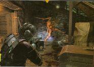 Dead Space 2 Javelin gun