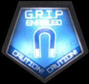 GRIP closeup