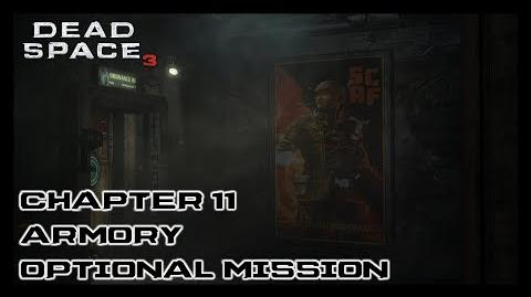 Dead Space 3 - Chapter 11 Armory Optional Mission