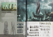 Deadspace markers conceptart artofdeadspace
