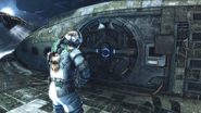 DS3 CMS Crozier Airlock