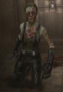 Crazed Colonist - Miner 5