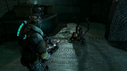 Deadspace3 superfodder nolowerbody tentacles