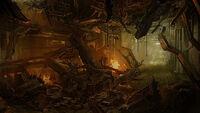 Dead Space Concept Art by Jason Courtney 14a