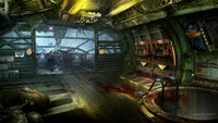 Env ds3 spaceship cockpit