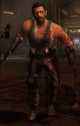 Crazed Colonist - Miner 1