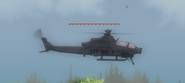 In-game enemy Cobra