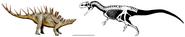 Kentrosaurus vs Monolophosaurus