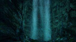 Ghost Waterfall