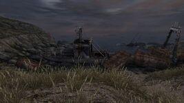 Ghost Shipwreck