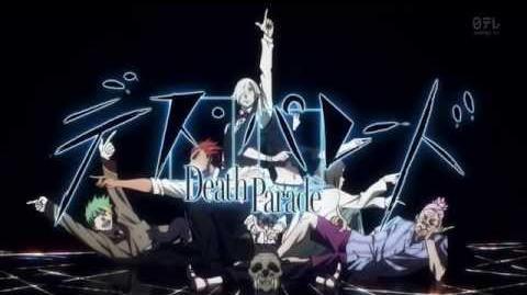 "Death Parade OP Opening デス・パレード""Flyers"" by BRADIO HD 720p"