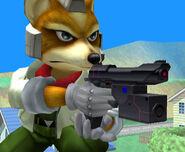 Blaster Fox SSBM