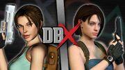 Lara Croft VS Jill Valentine (Official).jpg