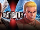 Heihachi VS Geese