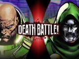 Lex Luthor VS Doctor Doom