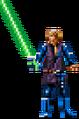 SNES - Super Star Wars 3 Return of the Jedi - Luke Skywalker