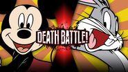 Mickey vs Bugs