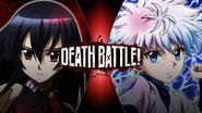 Akame vs Killua-Assassin X Hunter ver2
