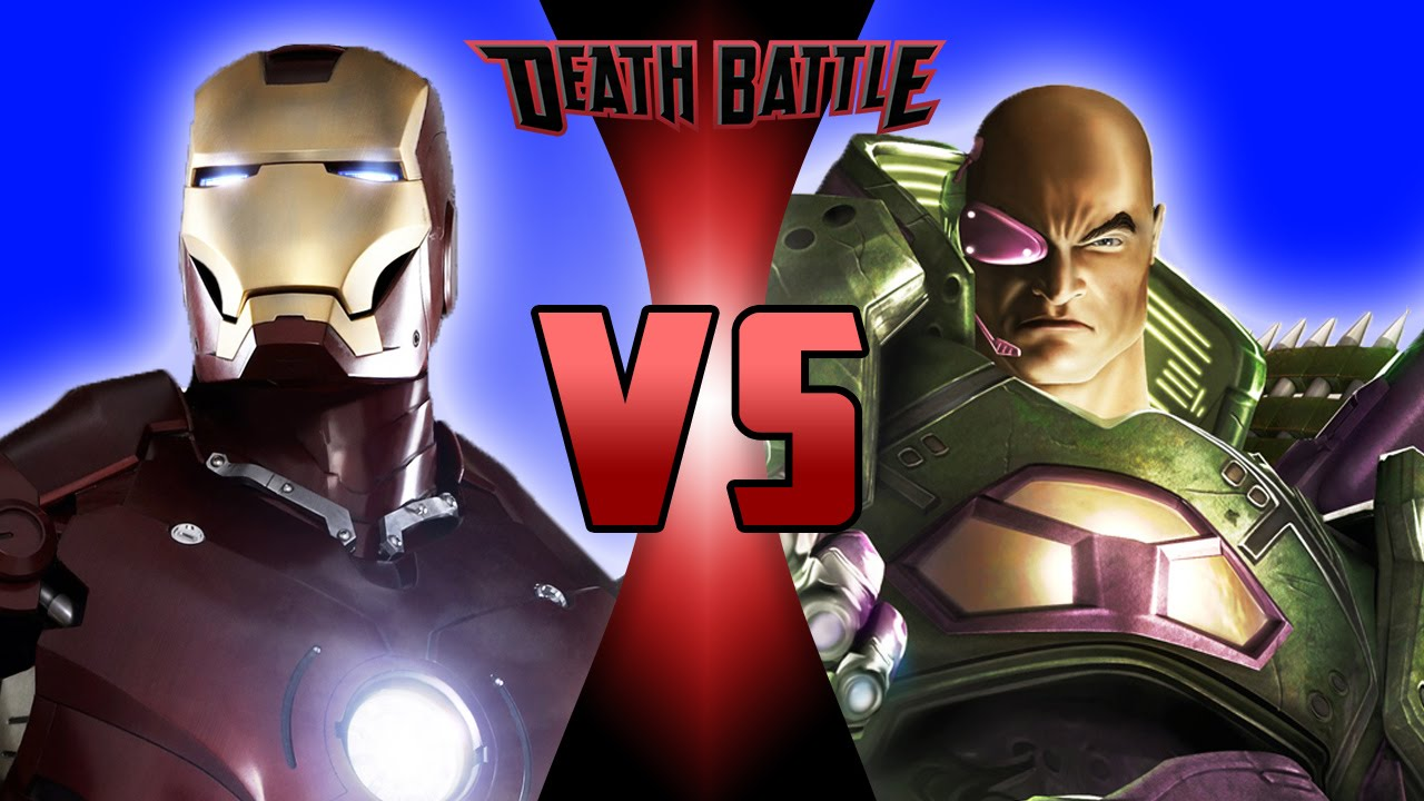Iron Man VS Lex Luthor
