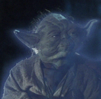 Yoda's Force Ghost
