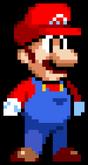 IronManVSBatman Mario Sprite