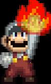 Fire Mario -SSF2- Sprite