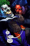 Red Hood vs Joker
