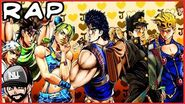 Joestar Rap NLJ, Nux Taku, Cdawgva, Anime Man, Caleb Hyles, Rustage, Chi-Chi, more JoJo Rap