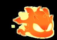 Red Burst (Blind Ferret)