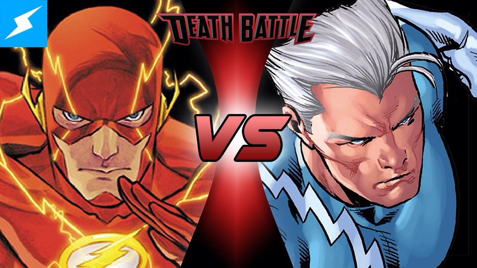 Flash VS Quicksilver