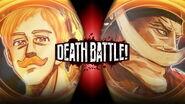 Death Battle Escanor vs Whitebeard