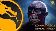Mortal Kombat 11 Ultimate Kombat Pack 2 Official Reveal Trailer